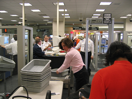 Games to play in airports - airport security