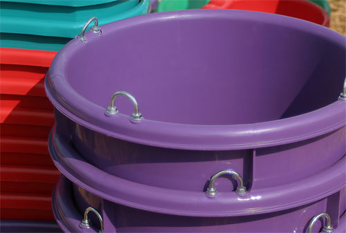 Buckets - free image from Dreamstime