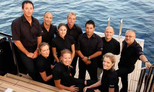 Flying Fish - superyacht crew