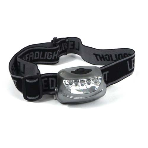 Head light (head lamp) - an essential bit of travel gear for your career break or gap year