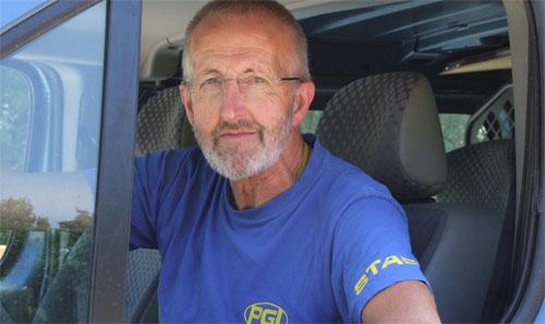PGL older staff member