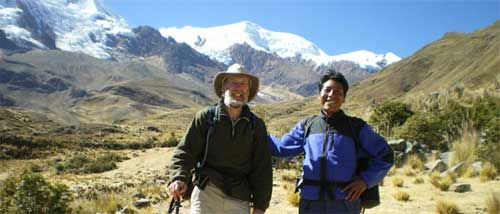 Projects Abroad Pro volunteer in Bolivia