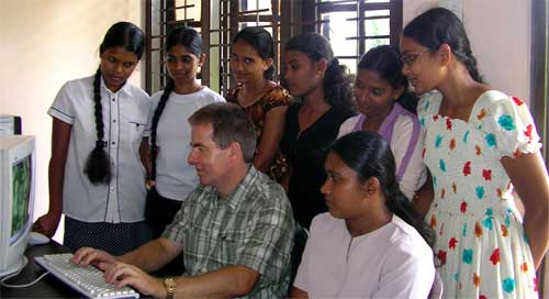 Projects Abroad Pro - IT volunteer in India
