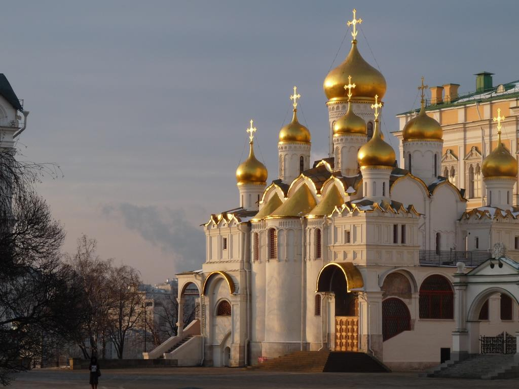 Pete Martin's pictureof the Kremlin