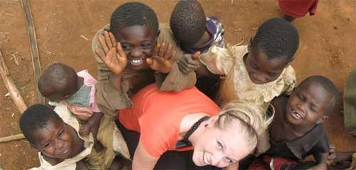 Click here to see all our volunteering projects in Africa