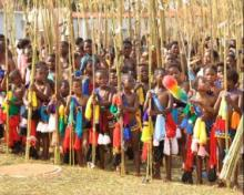 Children with reeds International Development and Fundraising Internship in Swaziland