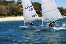 Home of the Australian sailing team - Flying Fish