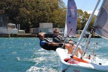 Dinghy Instructor Training - Flying Fish