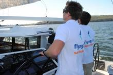 Flying Fish - yacht crew