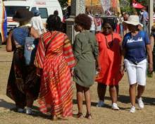Local ladies International Development and Fundraising Internship in Swaziland