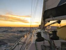 Flying Fish - yachtmaster traineeship course - yacht