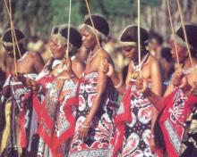 Reed dance International Development and Fundraising Internship in Swaziland