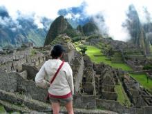 Projects Abroad volunteer in Peru