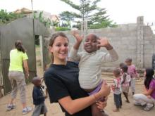 Projects Abroad volunteer in Tanaznia