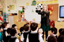 Teach English in China on a long-stay programme doing TEFL